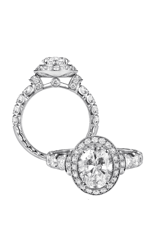 Jack Kelege Engagement Ring KGR 1013 product image