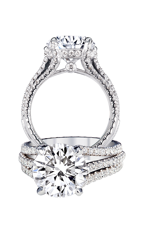Jack Kelege Engagement Ring KGR 1023 product image