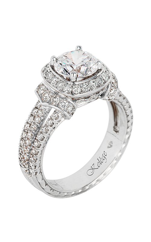 Jack Kelege Engagement Ring KGR 1065 product image