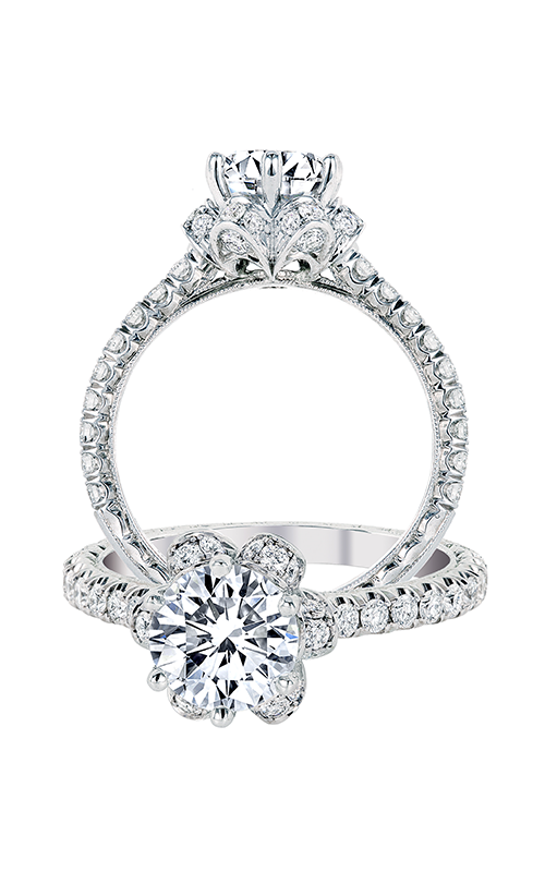Jack Kelege Engagement Ring KGR 1068 product image