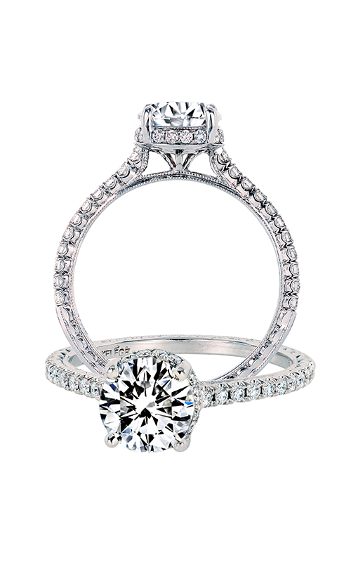 Jack Kelege Engagement Ring KGR 1069 product image