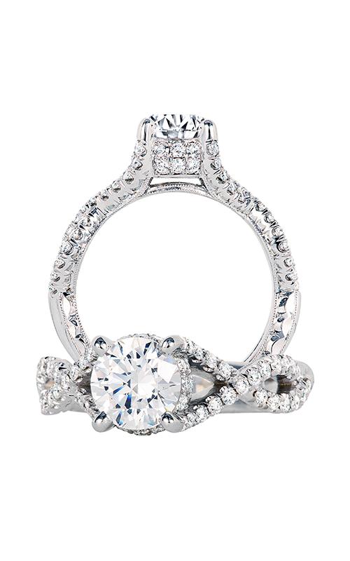 Jack Kelege Engagement Ring KGR 1074 product image