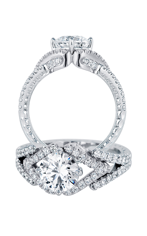 Jack Kelege Engagement Ring KGR 1079-1 product image