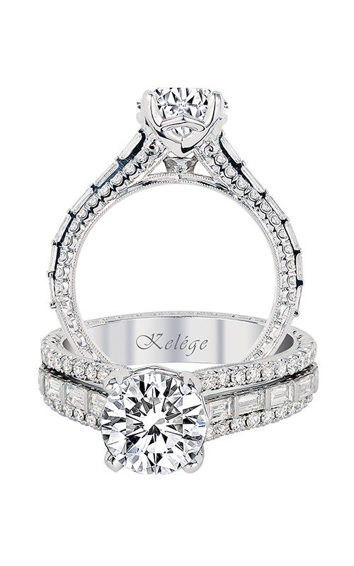 Jack Kelege Engagement Ring KGR 1084 product image