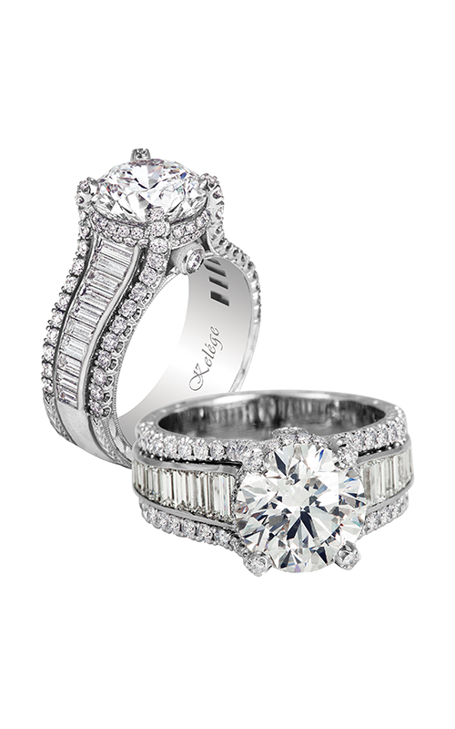 Jack Kelege Engagement ring KPR 604 product image