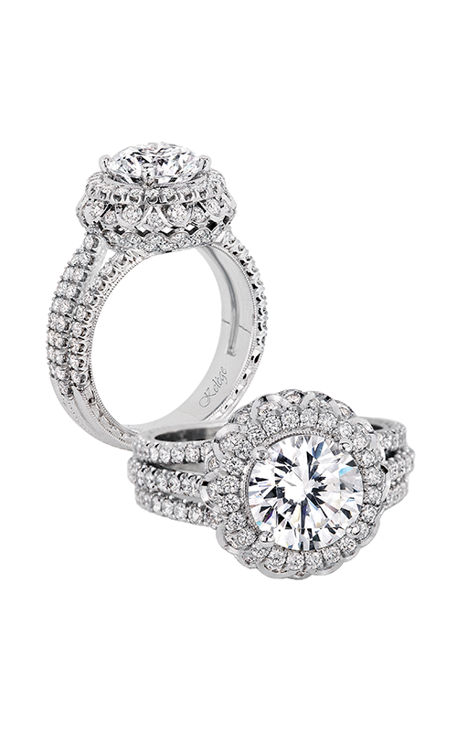 Jack Kelege Engagement ring KPR 627 product image