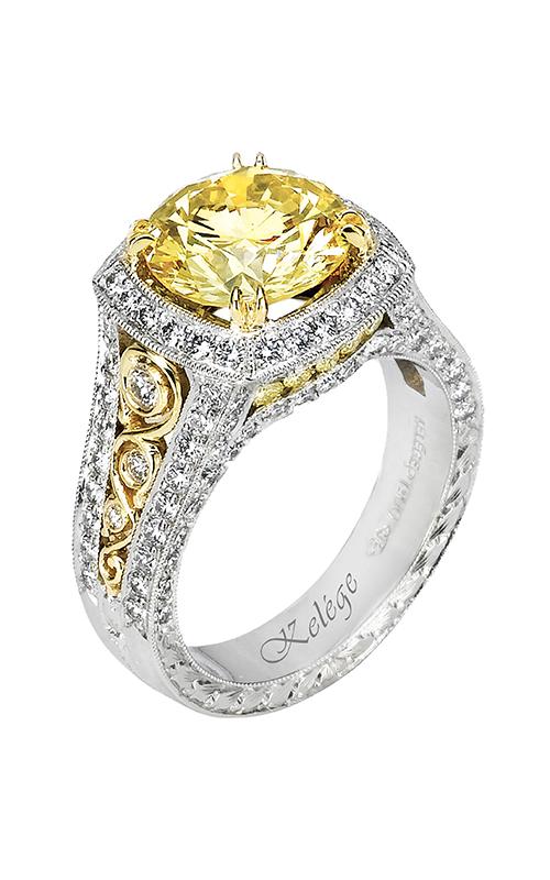 Jack Kelege Engagement ring LPR 435-1 product image