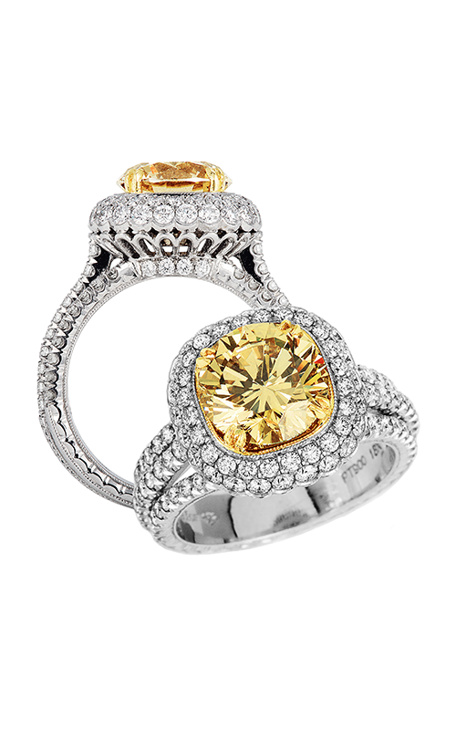Jack Kelege Engagement ring LPR 571 product image