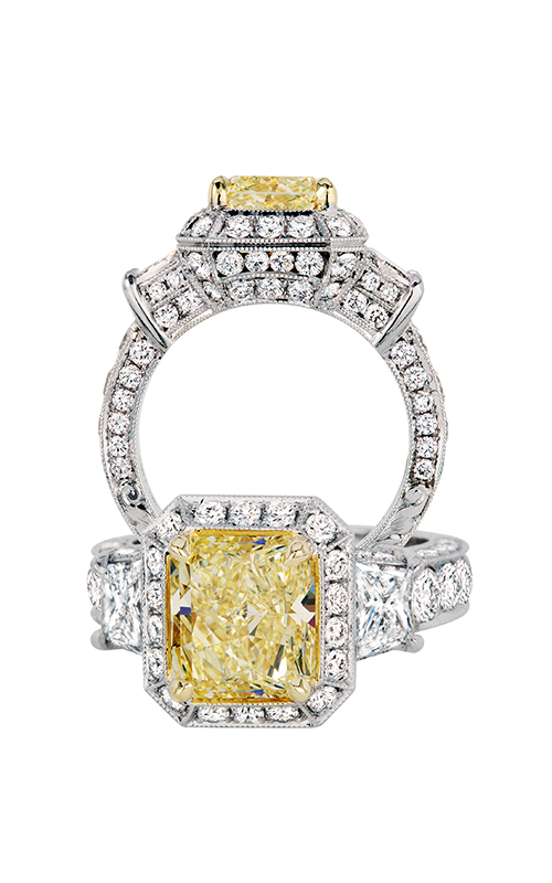Jack Kelege Engagement ring LPR 651 product image
