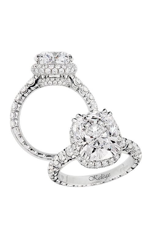 Jack Kelege Engagement ring LPR 673 product image
