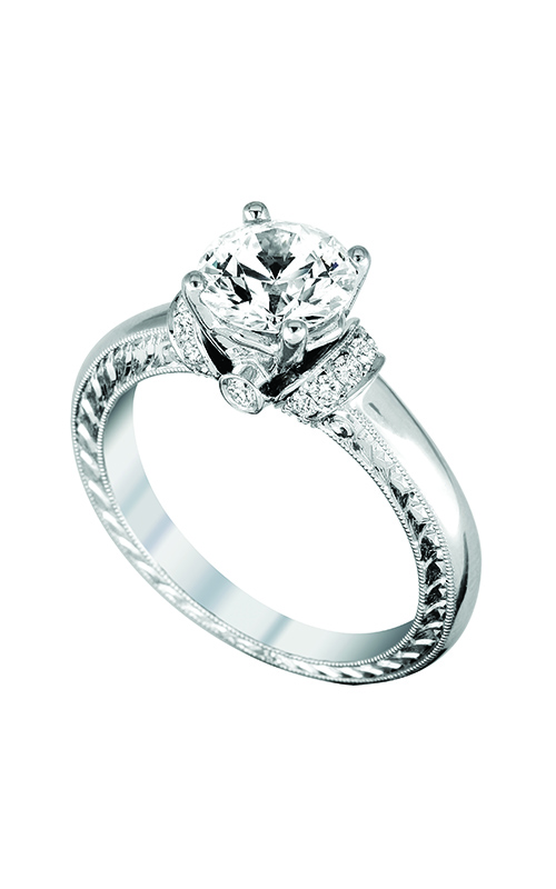 Jack Kelege Engagement Ring KGR 1011A product image