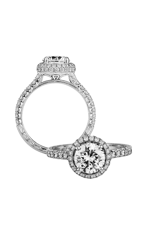 Jack Kelege Engagement Ring KGR 1038 product image