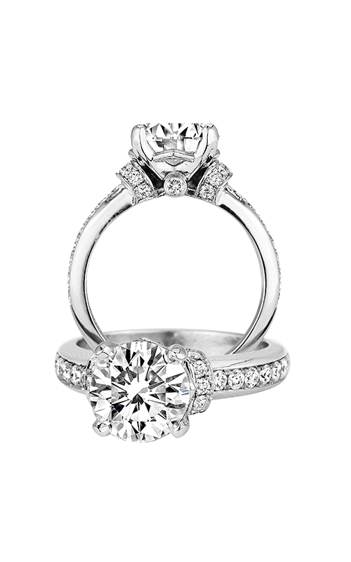 Jack Kelege Engagement Ring KGR 1044 product image