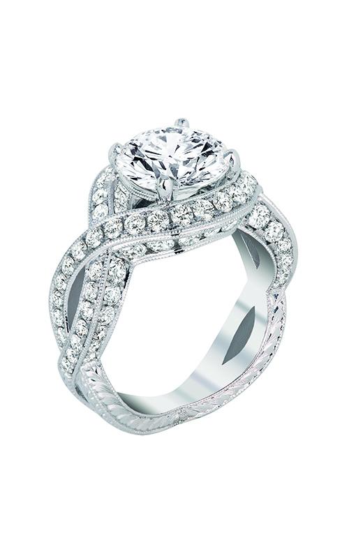 Jack Kelege Engagement Ring KGR 1086 product image