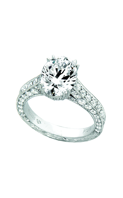 Jack Kelege Engagement Ring KPR 217OV product image