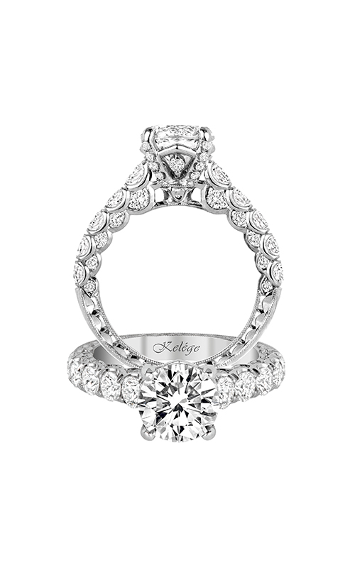 Jack Kelege Engagement Ring KPR 769 product image