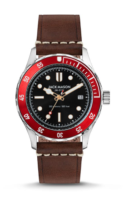 Jack Mason Diver Watch JM-D101-018 product image