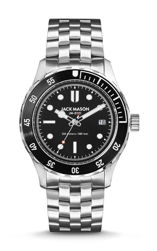 Jack Mason Diver Watch JM-D101-014 product image