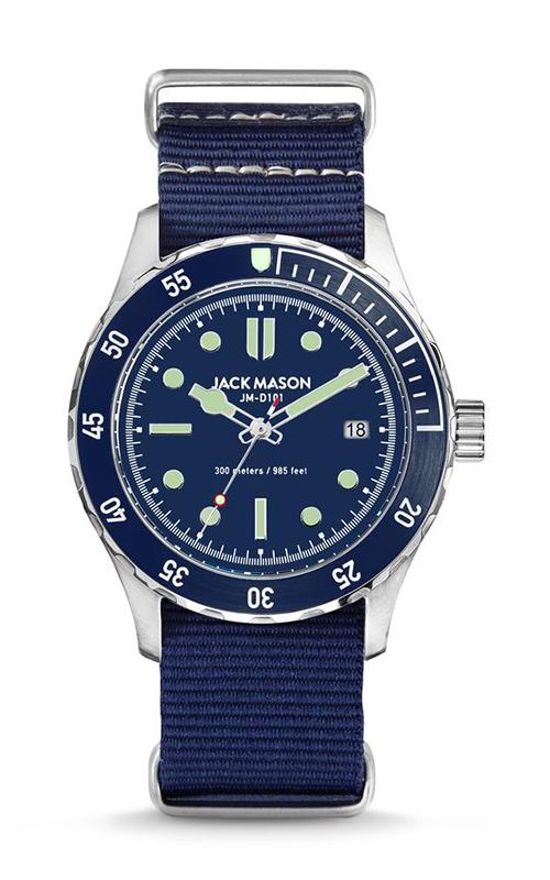 Jack Mason Diver Watch JM-D101-015 product image