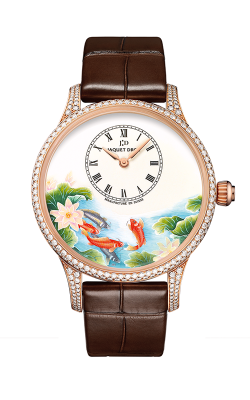 Jaquet Droz Ateliers D'art Watch J005013206 product image
