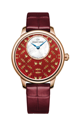 Jaquet Droz Ateliers D'art Watch J005003243 product image