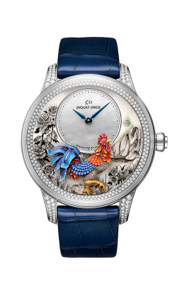 Jaquet Droz Ateliers D'art Watch J005024282 product image