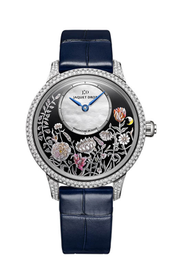 Jaquet Droz Ateliers D'art Watch J005004201 product image