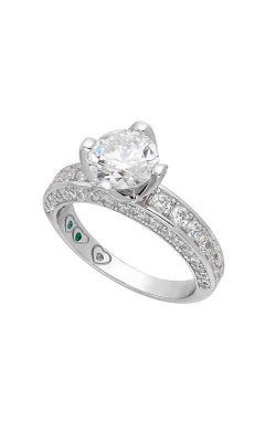 Jewelry Designer Showcase Yours Mine Ours Engagement Ring SB028 product image