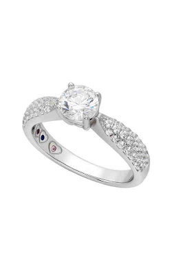 Jewelry Designer Showcase Yours Mine Ours Engagement Ring SB029 product image