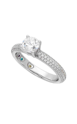 Jewelry Designer Showcase Yours Mine Ours Engagement Ring SB031 product image