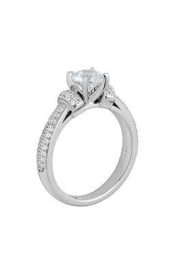 Jewelry Designer Showcase Yours Mine Ours Engagement Ring SB032 product image