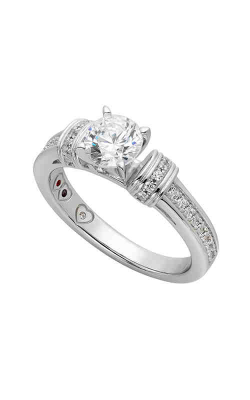 Jewelry Designer Showcase Yours Mine Ours Engagement Ring SB033 product image