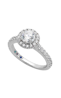 Jewelry Designer Showcase Yours Mine Ours Engagement Ring SB123 product image