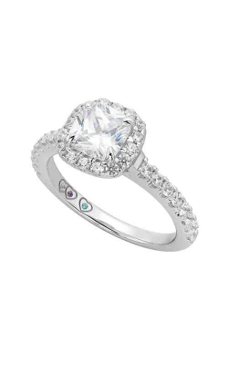 Jewelry Designer Showcase Yours Mine Ours Engagement Ring SB127 product image