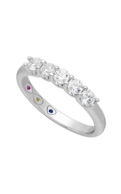 Jewelry Designer Showcase Anniversary Bands Wedding Band SB005 product image