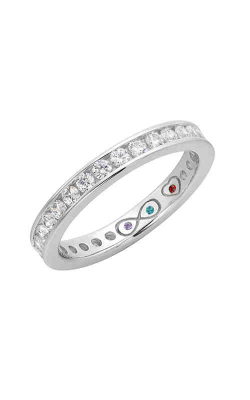 Jewelry Designer Showcase Yours Mine Ours Wedding Band SB077 product image