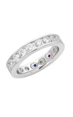 Jewelry Designer Showcase Yours Mine Ours Wedding Band SB079 product image