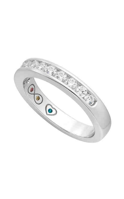 Jewelry Designer Showcase Yours Mine Ours Wedding Band SB084 product image