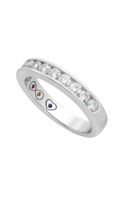 Jewelry Designer Showcase Yours Mine Ours Wedding Band SB086 product image