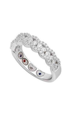 Jewelry Designer Showcase Yours Mine Ours Wedding Band SB251 product image