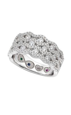 Jewelry Designer Showcase Yours Mine Ours Wedding Band SB248 product image