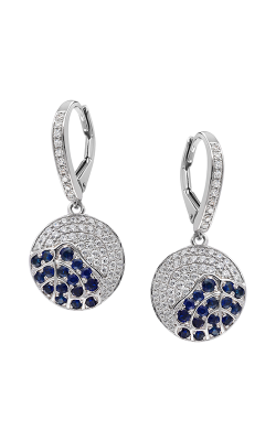 Jewelry Designer Showcase Floral Earrings RC13 product image
