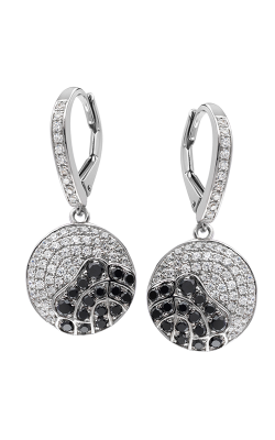Jewelry Designer Showcase Floral Earrings RC15 product image