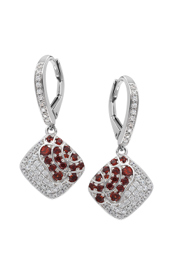 Jewelry Designer Showcase Floral Earrings RC18 product image