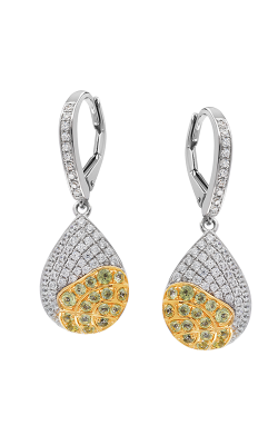Jewelry Designer Showcase Floral Earrings RC19 product image