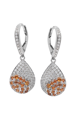 Jewelry Designer Showcase Floral Earrings RC21 product image