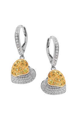 Jewelry Designer Showcase Floral Earrings RC24 product image