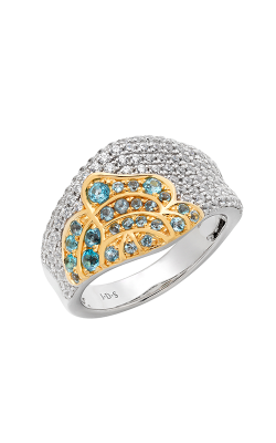 Jewelry Designer Showcase Floral Fashion Ring RC32 product image