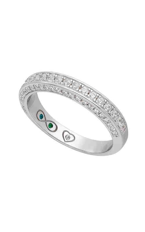 Jewelry Designer Showcase Yours Mine Ours Wedding band SB028W product image