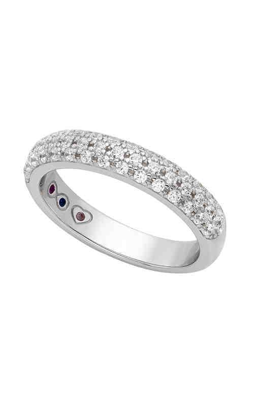 Jewelry Designer Showcase Yours Mine Ours Wedding band SB029W product image